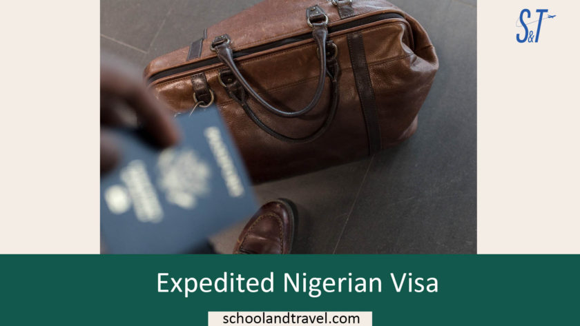 Expedited Nigerian Visa