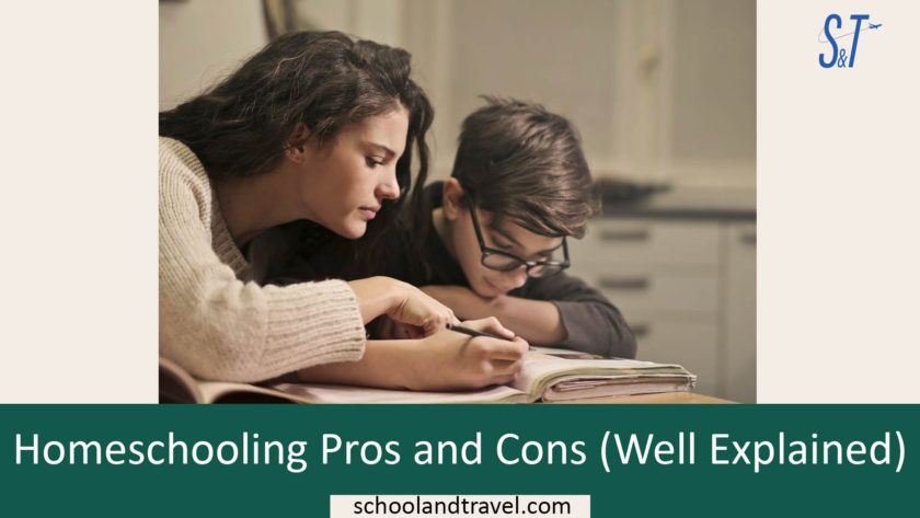 Homeschooling Pros and Cons, Advantages and disadvantages of homeschooling, Why homeschooling is bad