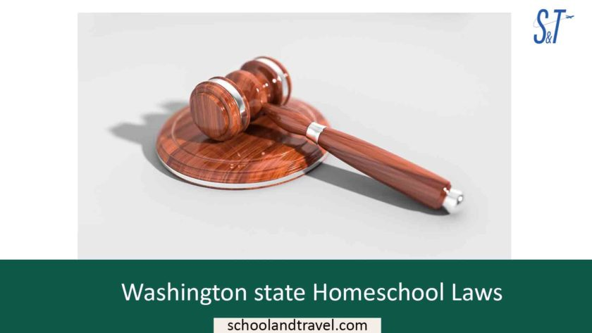 washington state homeschool laws