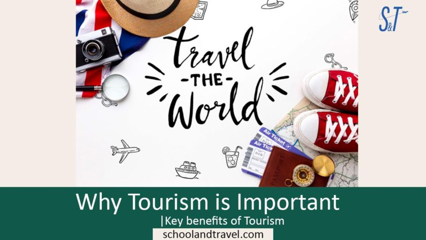 |Key benefits of Tourism