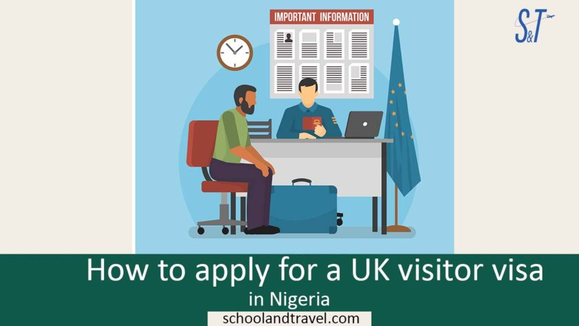 How to apply for a UK visitor visa in Nigeria