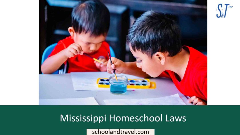 Mississippi Homeschool Laws