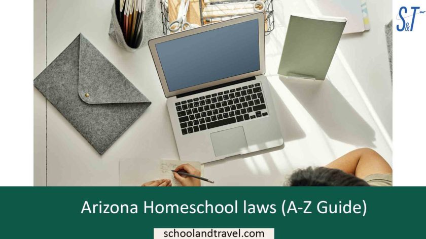 Arizona Homeschool laws (A-Z Guide)