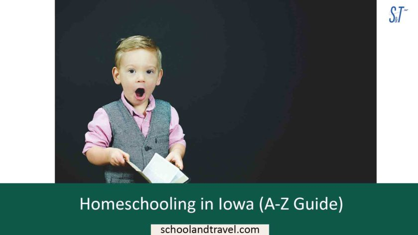 Homeschooling in Iowa (A-Z Guide)