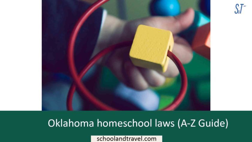 Oklahoma homeschool laws (A-Z Guide)