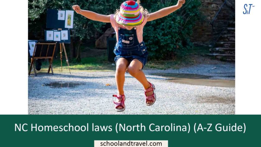 NC Homeschool laws (North Carolina) (A-Z Guide)