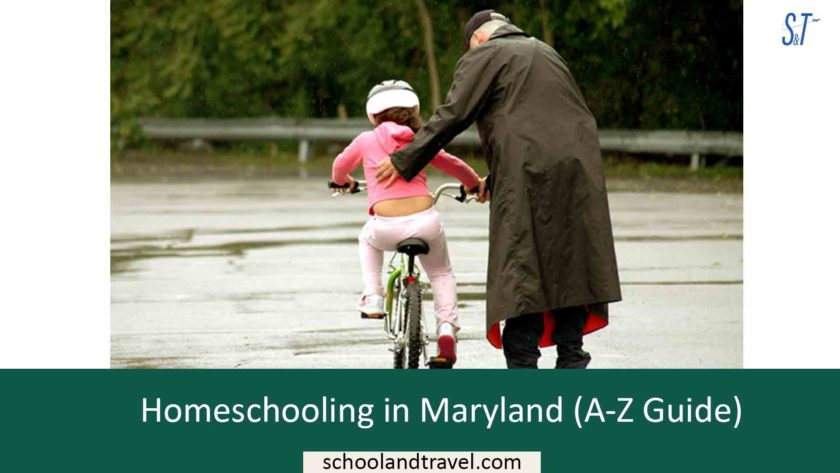 Homeschooling in Maryland (A-Z Guide)