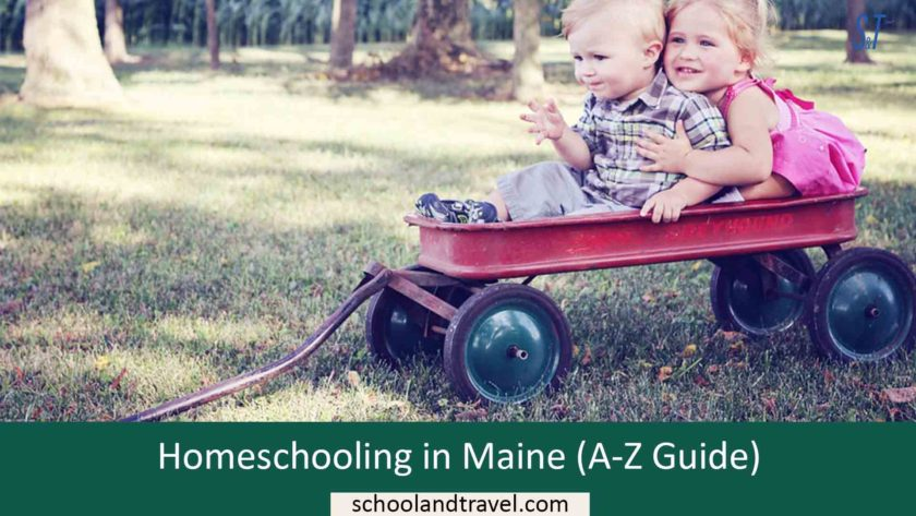 Homeschooling in Maine (A-Z Guide)