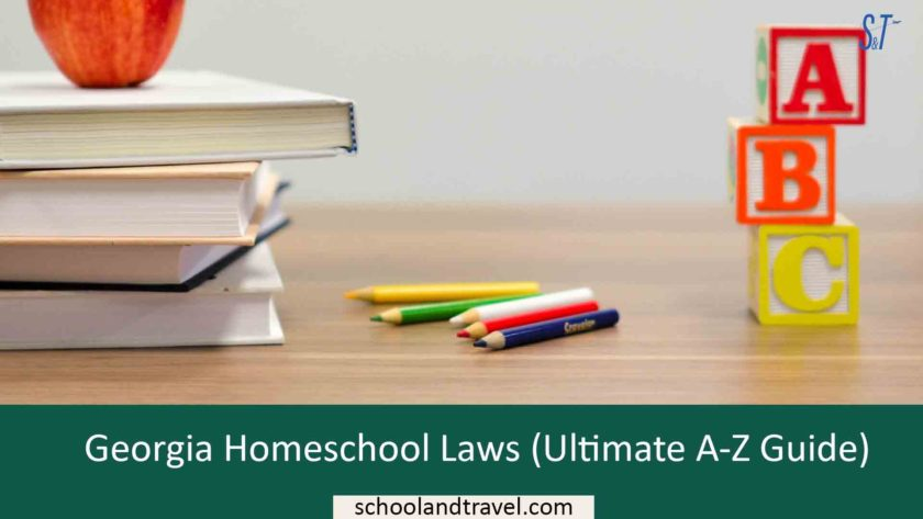 Georgia Homeschool Laws (Ultimate A-Z Guide)