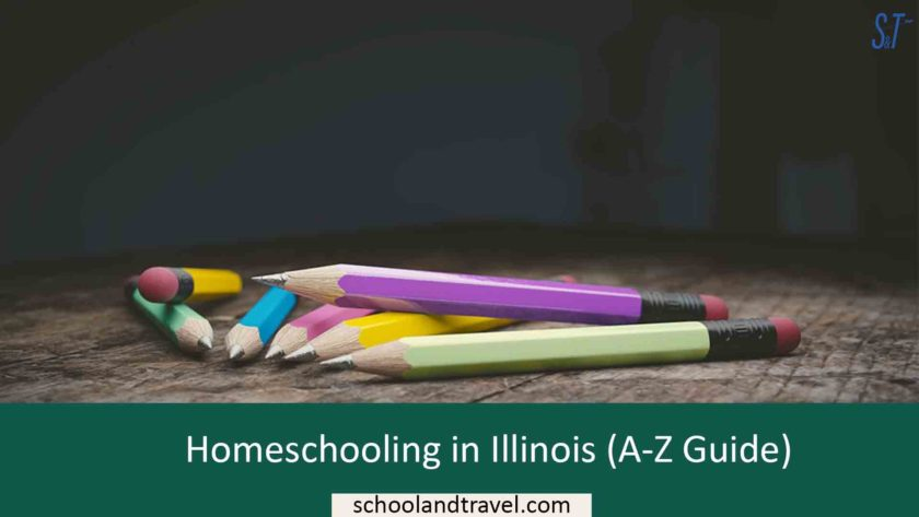 Homeschooling in Illinois (A-Z Guide), Illinois homeschool laws