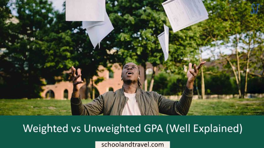 Weighted vs Unweighted GPA (Well Explained)
