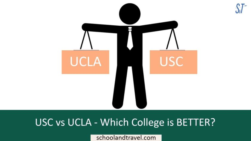 USC vs UCLA - Which College is BETTER?
