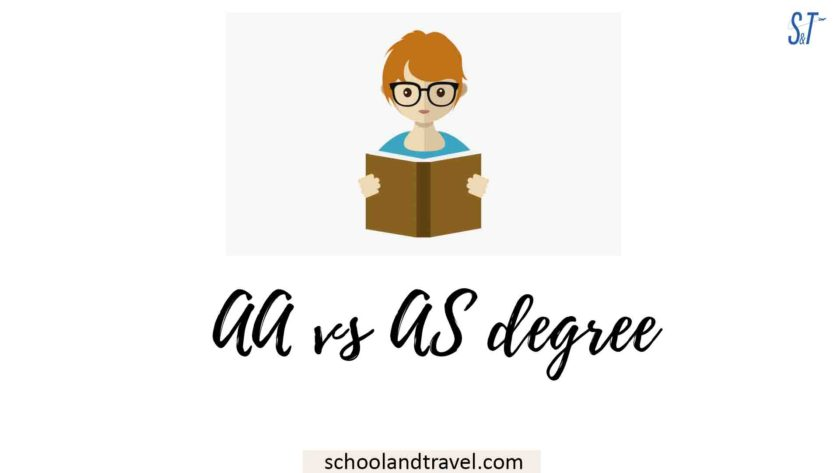 aa vs as degree