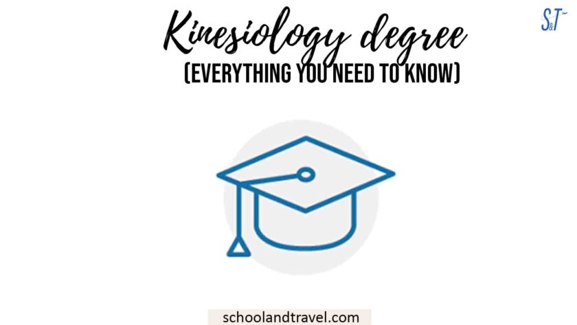 Kinesiology degree