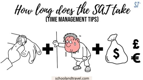 How long does the SAT take