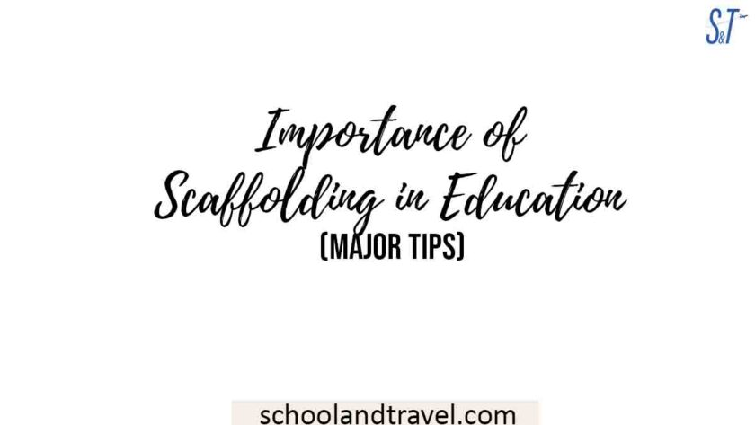 Importance of Scaffolding in Education