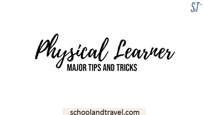 Physical Learner