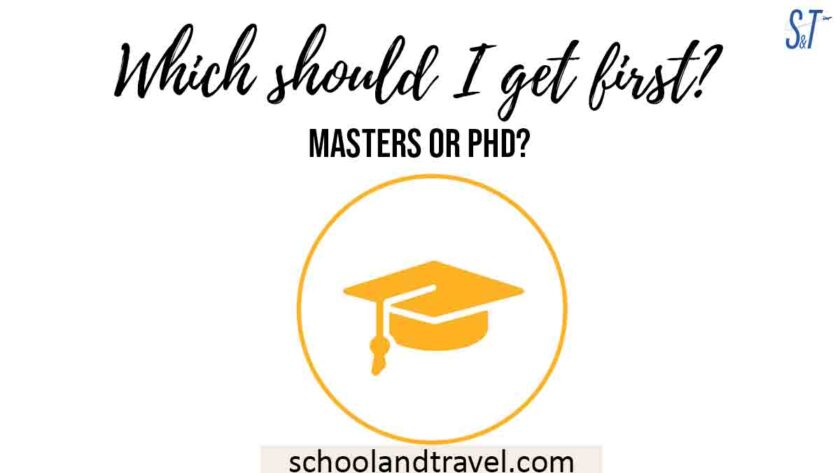 Can you get a PhD without a master's degree?