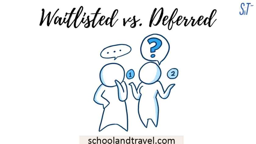 Waitlisted vs. Deferred